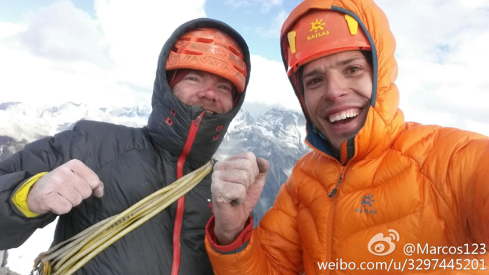 Trip Report: Three First Ascents for Dali Bar Sponsored Climber ...